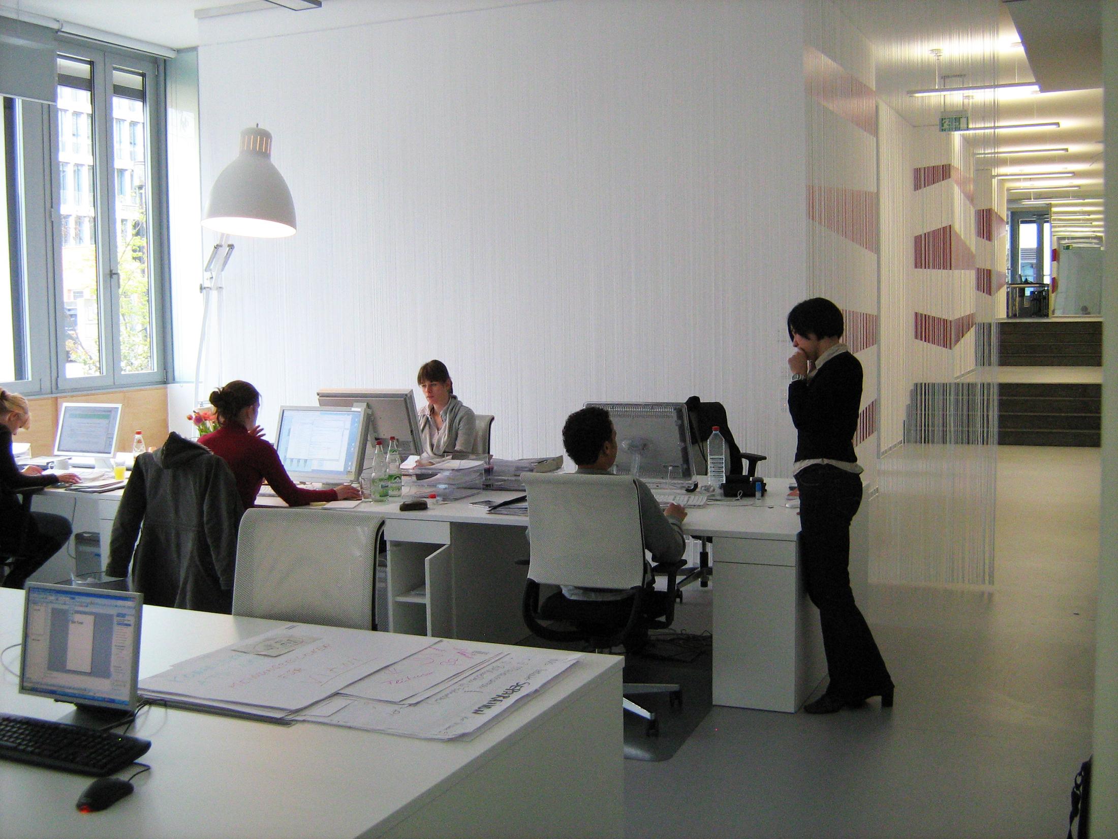 b ro und wohngeb ude probst architekten gesellschaft f r architektur und stadtplanung mbh. Black Bedroom Furniture Sets. Home Design Ideas